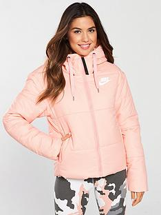 555c705172 Nike Sportswear Padded Jacket - Pink