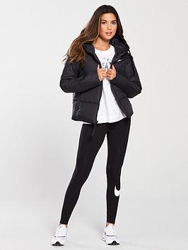 Amazing Price Sale Online Outlet Comfortable  nbsp Jacket Sportswear Nike Padded Black Ge3Xc6