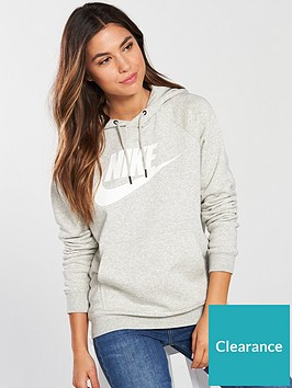 nike-sportswear-rally-over-the-head-logo-hoodienbsp--grey-heathernbspnbsp