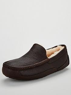 ugg-ascot-leather-slipper