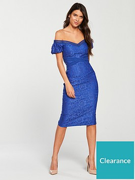 little-mistress-lace-off-shoulder-bodycon-midi-dress-azure-blue