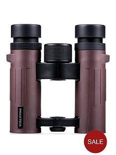 praktica-praktica-pioneer-10x26mm-waterproof-binoculars-bak4-roof-prism-fmc-optics-with-free-compass