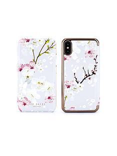 ted-baker-breeknbspmirror-folio-case-for-iphone-x-oriental-blossom