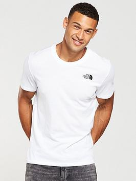 43c3b1459905 THE NORTH FACE Short Sleeve Simple Dome T-Shirt