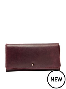 joules-tally-leather-purse-oxblood
