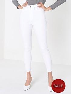 river-island-river-island-short-length-harper-high-rise-jeans--white