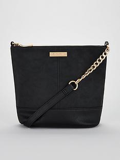 carvela-rich-suedette-crossnbspbody-bag-black