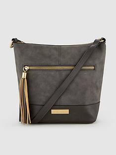 carvela-betty-large-crossbody-bag-grey