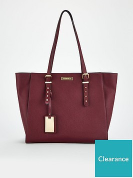 carvela-sammy-wing-tote-bag-wine