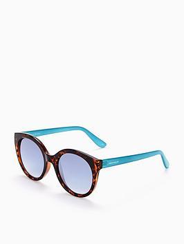 karen-millen-karen-millen-tort-frame-blue-arm-sunglasses