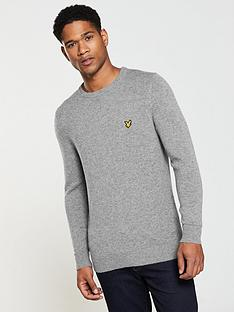 lyle-scott-crew-neck-lambswool-blend-jumper