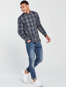 Factory Price For Sale Online Scott Lyle Shirt Fine Lyle amp Poplin Scott amp Check Buy Cheap Brand New Unisex 2018 Cheap Price Free Shipping Get Authentic 1GwTJeUh1Z
