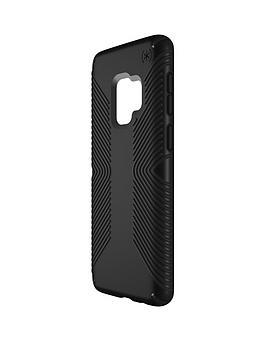 save off cb718 6d82a Presidio Grip Case for Samsung Galaxy S9 - Black/Black