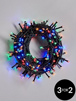 festive-200-battery-operated-multicolour-indooroutdoor-christmas-lights