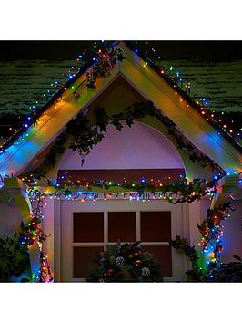 festive-720-multi-functionnbspmulti-coloured-cluster-indooroutdoor-christmas-lights-with-timer