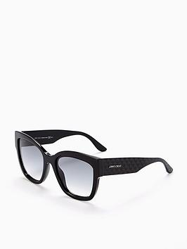jimmy-choo-jimmy-choo-black-rectangle-star-embossed-logo-arm-sunglasses
