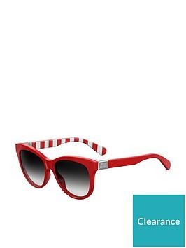 love-moschino-love-moschino-oversized-oval-red-sunglasses