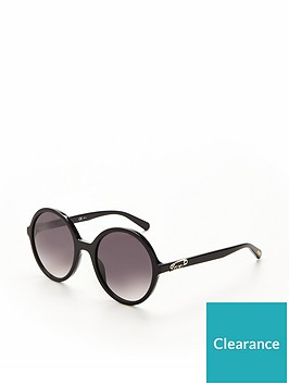love-moschino-round-sunglasses-black