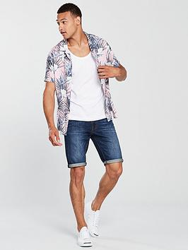 Short Sleeved Print V by Floral Shirt Very Ebay For Sale AR516