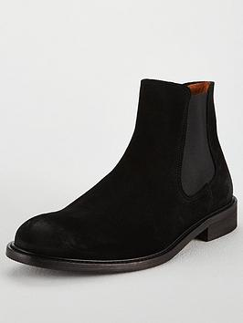 50440453cce67 Selected Homme Selected Homme Baxter Suede Chelsea Boots    littlewoodsireland.ie