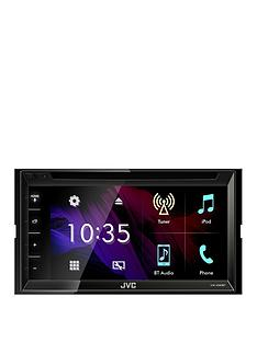 jvc-kw-v340bt-68-inch-in-car-entertainment-system-with-built-in-bluetoothreg