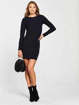 Superdry Dress Bodycon Aria For Sale Top Quality d2mjGgSgRH