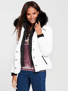 976a75fe Women's Superdry Coats & Jackets | Littlewoods Ireland