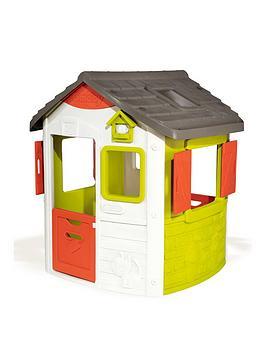 smoby-jura-lodge-playhouse