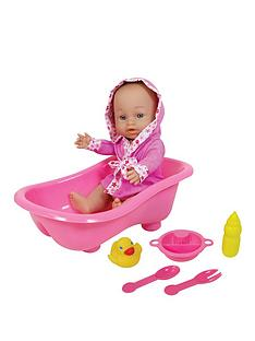 lissi-11-inch-27cm-doll-with-bathtub-accessories