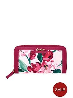 cath-kidston-aster-wallet-pink