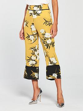 miss-selfridge-miss-selfridge-blossom-crop-wide-leg-trouser