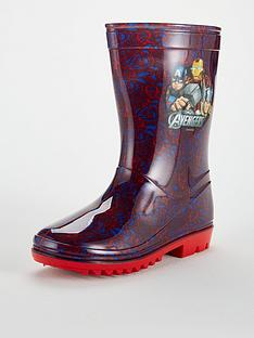 the-avengers-avengers-boys-wellie