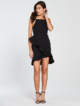 Island Bodycon Black River  Dress Cheap Sale Supply Clearance 2018 New Recommend Discount FuXuG5Pr5