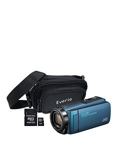 jvc-gz-r495nbsp4gbnbspmemory-quad-proof-hd-camcorder-withnbsp32gbnbspsd-card-and-carry-case-blue