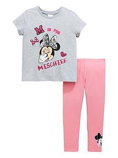 minnie-mouse-girls-legging-set