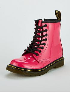 dr-martens-girls-1460-patent-boot-pink