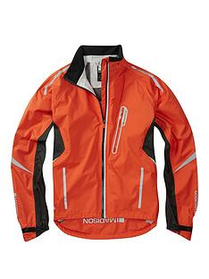 MADISON Stellar Men s Waterproof Cycle Jacket - Chilli Red df4a15d36