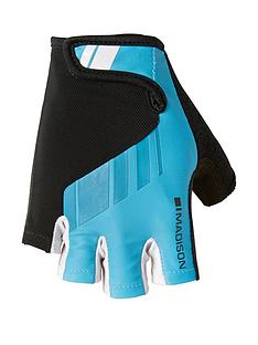 MADISON Peloton Men s Cycle Mitts - Cyan Blue 41ef408bf