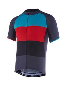 madison-peloton-mens-short-sleeve-cycle-jersey-dark-shadow-colour-blocks