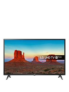 Lg 49uk6300plb 49 Inch Ultra Hd 4k Hdr Freeview Play Smart Led Tv Black
