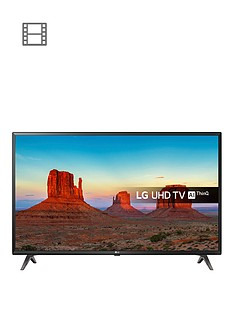 lg-49uk6300plbnbsp49-inch-ultra-hd-4k-hdr-freeview-play-smart-led-tvnbsp--black
