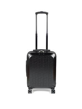 constellation-cabin-mosaic-suitcase-black