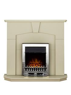 adam-fire-surrounds-abbey-fireplace-suite-in-stone-effect-with-blenheim-chrome-electric-fire