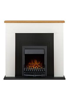 adam-fire-surrounds-innsbruck-fireplace-suite-in-white-with-blenheim-electric-fire-in-black