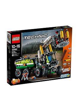 lego-technic-42080nbspforest-machine