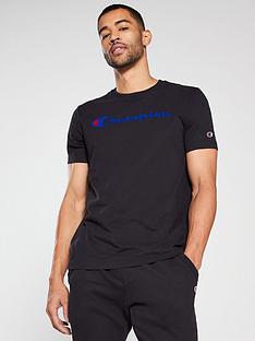 champion-t-shirt-black