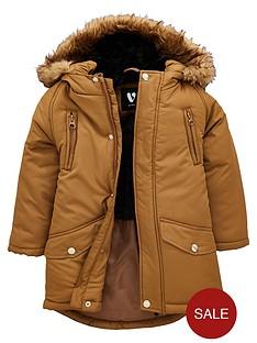 mini-v-by-very-boys-parka-coat-with-faux-fur-trim-hood