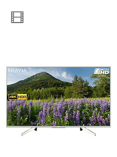 sony-kd43xf7073-43-inch-4k-hdr-ultra-hd-smart-tv-with-freeview-play-silver