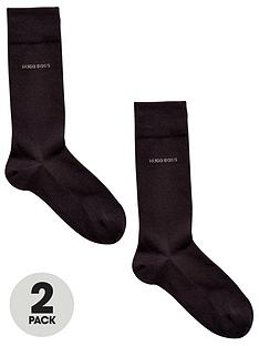 boss-bodywear-2-pack-socks-black
