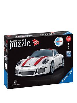 ravensburger-porsche-911-r-108-piece-3d-jigsaw-puzzle